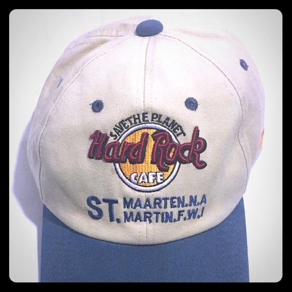 Other - Hard rock cafe save the planet st. Marten hat